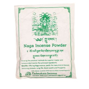 Tibetan Naga incense powder (100-120 grams)